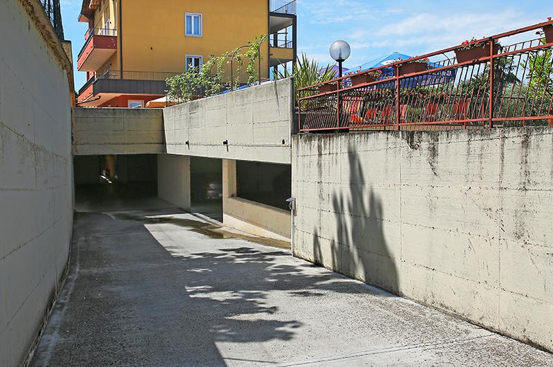 Hotel mit 24h-Garage in Bardolino