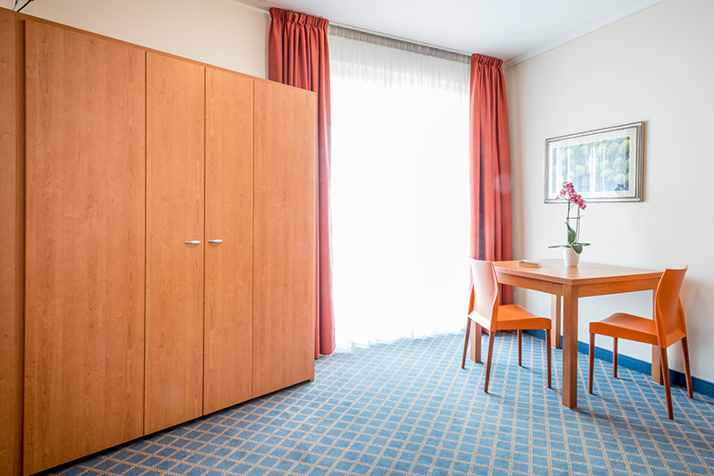 Zimmer mit Balkon in Bardolino