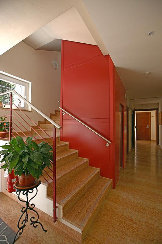 Hotel mit Aufzug in Bardolino