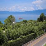 Zimmer mit Blick auf den Bardolino-See